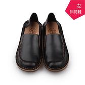 【A.MOUR 經典手工鞋】休閒鞋 - 黑 / 氣墊鞋 / 平底鞋 / 嚴選皮革 / 休閒鞋 / DH-8500