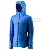 【山水網路商城】荒野 WILDLAND 男款 700FP連帽輕羽絨衣/輕羽絨/羽絨衣 0A22112 中藍色