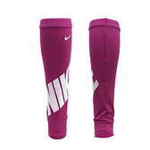 Nike Pro Calf Sleeves [NRSB2618ML] 小腿套 保暖 運動 透氣 彈性 支撐 紫 M/L
