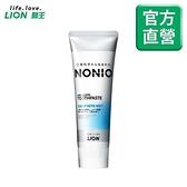 日本獅王NONIO終結口氣牙膏-冰炫薄荷130gx6