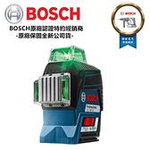 BOSCH 博世 GLL 3-80 CG 綠光 3D 全周雷射儀