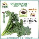【綠藝家】A22.鳳仙羽衣芥藍種子4.8...
