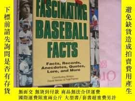 二手書博民逛書店1001罕見fascinating baseball facts