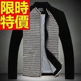 防風外套 男夾克-非凡歐美帥氣潮流2色59y60[巴黎精品]