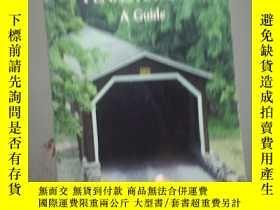 二手書博民逛書店the罕見covered bridges of PennsyvaniaY267761 Zacher Penns