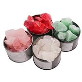 買2贈1喜馬拉雅鹽塊天然水晶石綠水晶黃水晶粉水晶