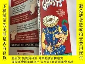 二手書博民逛書店Gruesome罕見Ghosts:可怕的鬼魂,Y200392