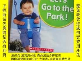 二手書博民逛書店Let s罕見go to the parkY8791 ISBN: