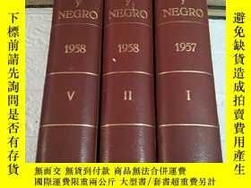 二手書博民逛書店BLANCO罕見Y NEGRO (1957+1958+1958)