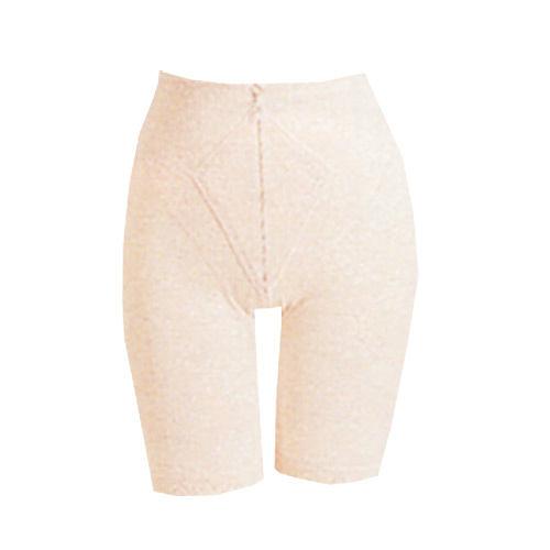 【華歌爾】雙層襠布機能束褲(64-82號/淺嫩膚)
