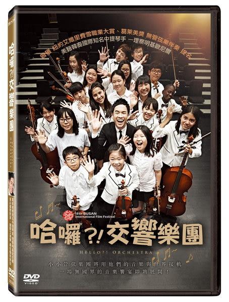 哈囉 交響樂團 DVD (音樂影片購)
