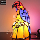 INPHIC-老鷹的等待動物造型手工玻璃燈具孩子喜愛兒童裝飾小檯燈造型燈造型夜燈_S2626C