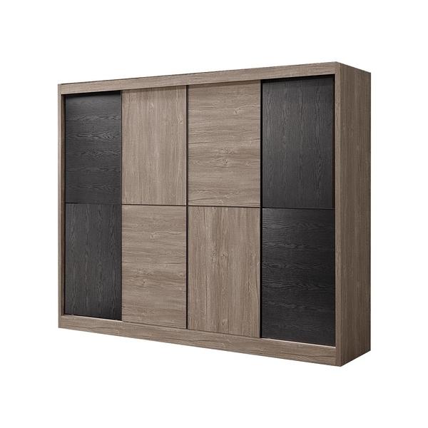 波爾多8×7尺衣櫥(21HY2/B022-02)/H&D東稻家居