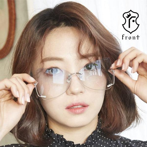 【Front 太陽眼鏡】Butterfly-三色可挑選(#蝴蝶造型大框款太陽眼鏡/墨鏡)