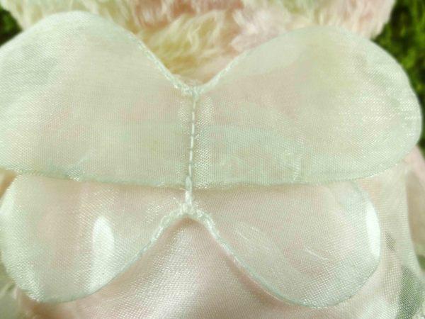 【震撼精品百貨】Hello Kitty 凱蒂貓~KITTY絨毛娃娃-炫彩毛造型