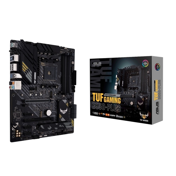 (C+M+S)AMD R5 3600X【6核/12緒】+ 華碩 TUF GAMING B550-PLUS + Intel 660P 256G M.2 SSD