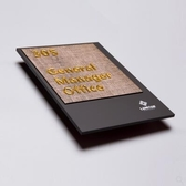 辦公室門牌定制木質招牌標識牌