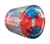 充氣水上滾筒球步行球透明球碰碰球悠波球水上玩具水上樂園設備 艾維朵  igo