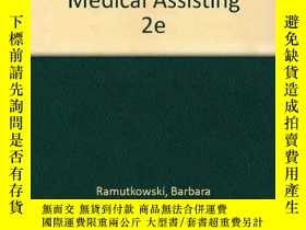 二手書博民逛書店Student罕見Workbook To Accompany Medical Assisting 2eY255
