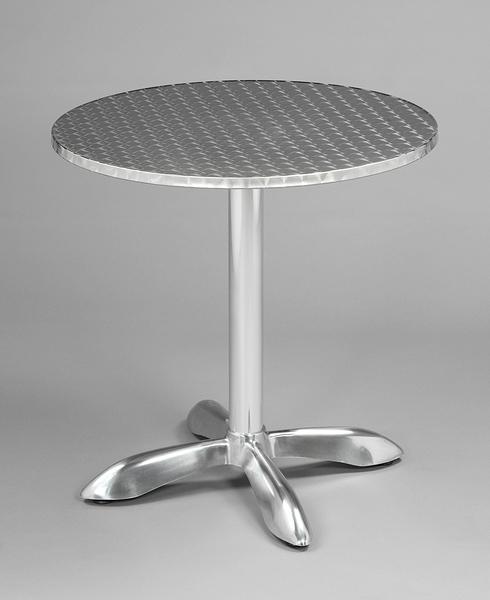 【南洋風休閒傢俱】戶外休閒系列-80公分鋁合金圓(方)桌   不鏽鋼桌    戶外餐桌  U4001