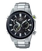 【僾瑪精品】CASIO 卡西歐 EDIFICE 時尚風暴 太陽能電波時尚腕錶/44mm/EQW-T640YDB-1A