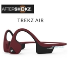 平廣 送超禮台灣公司貨保1年  AfterShokz AS650 紅色 紅 骨傳導 藍芽耳機 藍牙 耳機 TREKZ Air