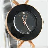 【萬年鐘錶】SIGMA日系 黑金風華女錶 1016L-BG