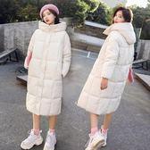 棉襖女棉服加厚中長款冬季正韓寬鬆bf大碼羽絨棉衣潮