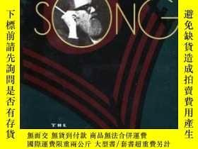 二手書博民逛書店【罕見】1996年出版 Dream Song. The Life