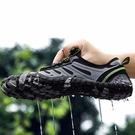 沙灘鞋男女涉水浮潛鞋水陸兩棲游泳鞋釣魚戶外運動速干防滑登山鞋 快速出貨