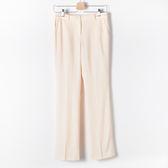 【MASTINA】細版腰帶簡約西裝褲-卡 精選單一價