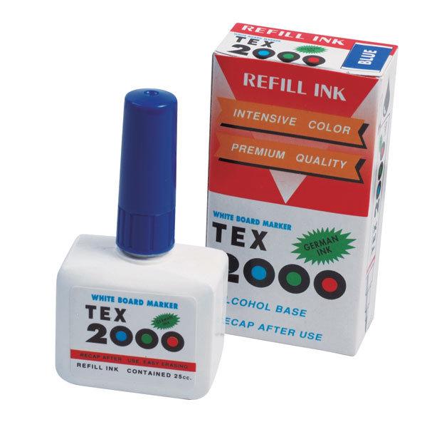 Tomato 白板筆 補充水 12瓶/盒 G-2000R 3003-01 ~ 08