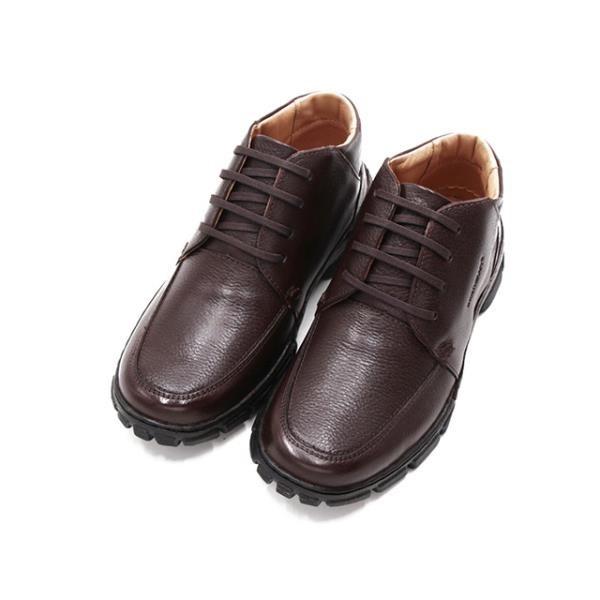 【南紡購物中心】SAPATOTERAPIA巴西經典止滑耐磨工作靴 男短靴 -深咖
