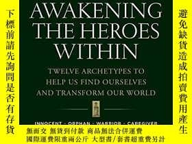 二手書博民逛書店Awakening罕見The Heroes WithinY364682 Pearson, Carol S. H
