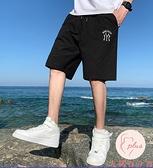 【2條裝】五分褲男工裝短褲夏季外穿薄款寬鬆休閒運動【大碼百分百】