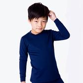 兒童保暖衣 發熱保暖 3M吸排技術 保暖衣 丈青