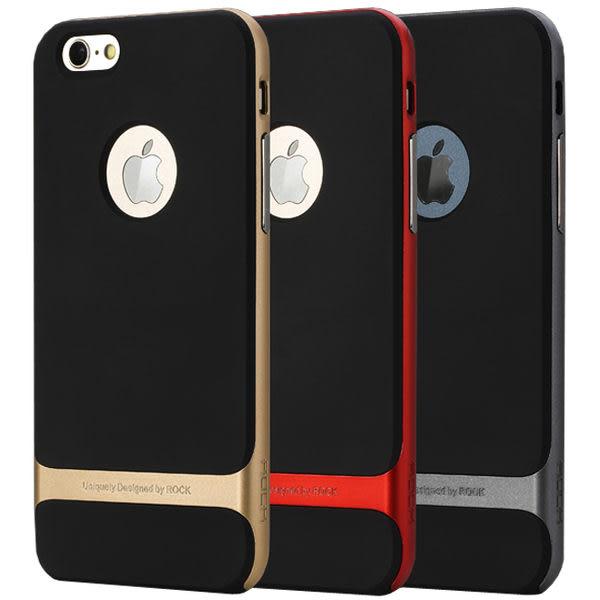 [ROCK] Apple iPhone 6 Plus 5.5吋 萊斯雙料吸震保護殼
