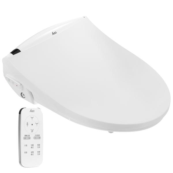 [家事達] 台灣精品ALEX-EF9520R 電光牌 【遙控型】潔洗電腦馬桶座 特價