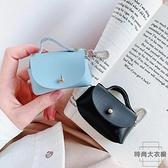 耳機收納包可愛傳輸線整理U盤保護零錢袋子【時尚大衣櫥】