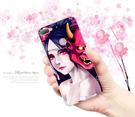 [D12+ 軟殼] HTC Desire 12 plus 2Q5W200 手機殼 外殼 保護套 美女般若惡鬼