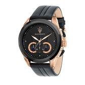 【Maserati 瑪莎拉蒂】/經典三眼錶(男錶 女錶)/R8871612025/台灣總代理原廠公司貨兩年保固