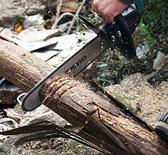 充電鋸 家用伐木鋸電動電鏈鋸小型多功能木工迷你角磨切割機改裝手提TW【快速出貨八折鉅惠】