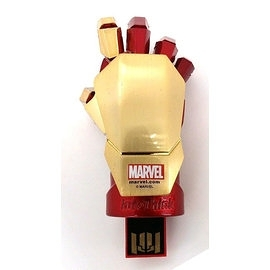 復仇者聯盟 MARVEL 鋼鐵人3(IRON MAN3) 造型隨身碟 8G Right Hand