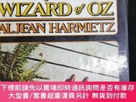 二手書博民逛書店(英文)The罕見Making of THE WIZARD OF OZ 電影綠野仙蹤的制作過程Y390555