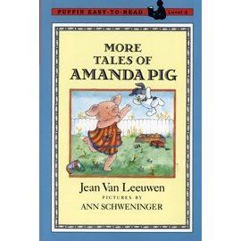 【小豬兄妹】MORE TALES OF AMANDA PIG