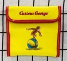【震撼精品百貨】Curious George _好奇的喬治猴~喬治猴防水/運動短夾-黃#11459