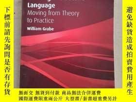 二手書博民逛書店Reading罕見in a Second Language:Moving from Theory to Pract