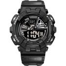 Transformers 變形金剛 聯名限量玩色潮流腕錶(震波)LM-TF002.SWB1N.121.1NB