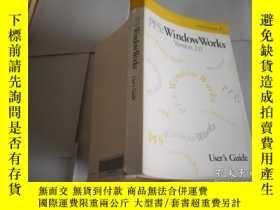 二手書博民逛書店PFS:Window罕見Works Version2.0Y974