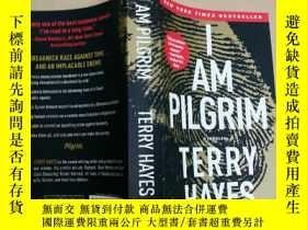 二手書博民逛書店I罕見Am Pilgrim 我是朝聖者Y7957 Terry H
